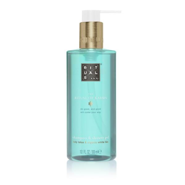 2 in 1 Shampoo & Shower Gel