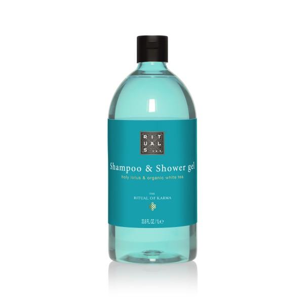 2 in 1 Shampoo & Shower Gel Refill